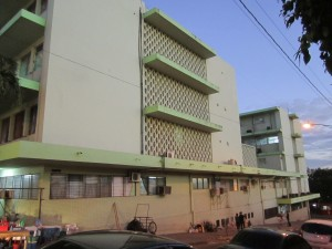 HEODRA Hospital Leon Nicaragua