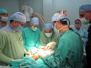 Nicaragua Surgery 2